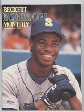 1984-Now Beckett Baseball #64 - July 1990 (Ken Griffey Jr.)