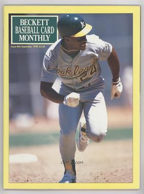 1984-Now Beckett Baseball #66 - [Missing]