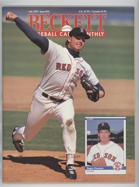 1984-Now Beckett Baseball #76 - [Missing]