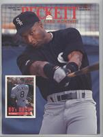 November 1991 (Bo Jackson) [Good to VG‑EX]