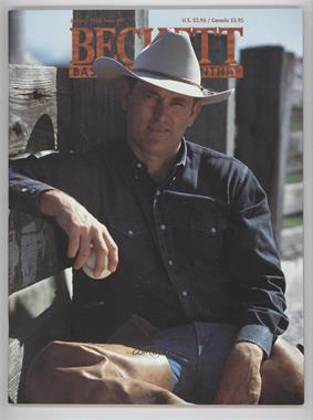 1984-Now Beckett Baseball #82 - [Missing]