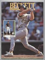 August 1992 (Mark McGwire)