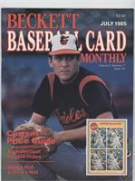 July 1985 (Cal Ripken Jr.)