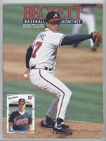November 1992 (Tom Glavine) [Good to VG‑EX]