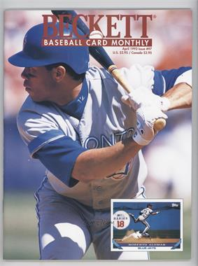 1984-Now Beckett Baseball #97 - April 1993 (Roberto Alomar)
