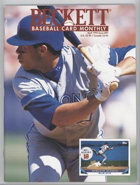 1984-Now Beckett Baseball #97 - [Missing] [GoodtoVG‑EX]