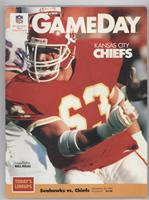 vs. Kansas City Chiefs (Bill Maas) [Good to VG‑EX]
