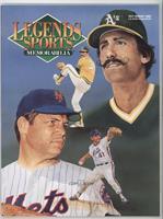 July/August 1992 (Rollie Fingers, Tom Seaver)