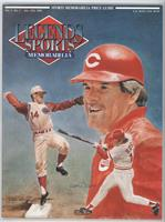 January/February 1992 (Pete Rose)