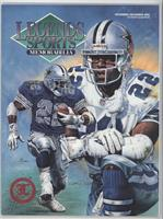 November 1992 (Emmitt Smith)