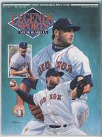 May/June 1992 (Roger Clemens)