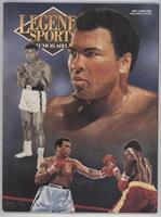 May/June 1993 (Muhammad Ali)
