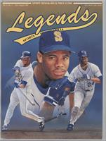 July/August 1991 (Ken Griffey Jr.) [Good to VG‑EX]