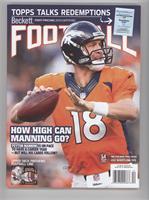 December 2013 (Peyton Manning)