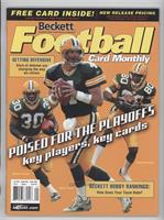 January 2003 (Ahman Green, Brett Favre, Donald Driver)