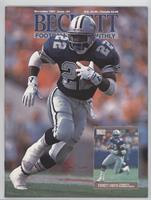 December 1991 (Emmitt Smith)