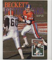 March/April 1990 (John Elway) [Good to VG‑EX]