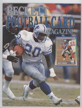 1989-Now Beckett Football #4 - [Missing]