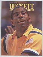 August 1991 (Magic Johnson)
