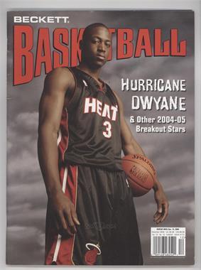 1990-Now Beckett Basketball - [Base] #173 - December 2004 (Dwyane Wade) [GoodtoVG‑EX]