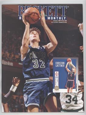 1990-Now Beckett Basketball - [Base] #30 - January 1993 (Christian Laettner) [Good to VG‑EX]