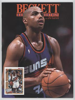 1990-Now Beckett Basketball - [Base] #33 - April 1993 (Charles Barkley)