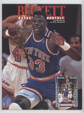 1990-Now Beckett Basketball - [Base] #35 - June 1993 (Patrick Ewing) [GoodtoVG‑EX]