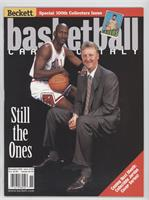 November 1998 (Michael Jordan, Larry Bird)