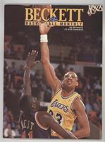 July 1991 (Kareem Abdul-Jabbar) [Good to VG‑EX]