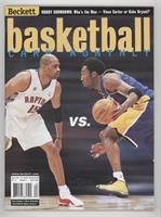 April 2001 (Vince Carter, Kobe Bryant)
