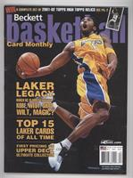 April 2002 (Kobe Bryant) [Good to VG‑EX]