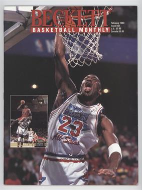 1990-Now Beckett Basketball #31 - February 1993 (Michael Jordan)