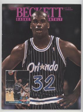 1990-Now Beckett Basketball #37 - August 1993 (Shaquille O'Neal)