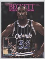 August 1993 (Shaquille O'Neal)