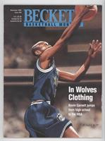 November 1995 (Kevin Garnett) [Good to VG‑EX]