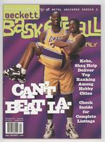 December 1997 (Shaquille O'Neal, Kobe Bryant) [Good to VG‑EX]