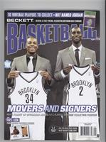 September 2013 (Paul Pierce, Kevin Garnett)