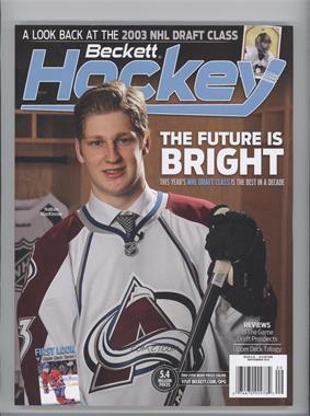 1990-Now Beckett Hockey [???] #N/A - [Missing]