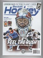 January 2014 (Patrick Roy, Nathan MacKinnon)