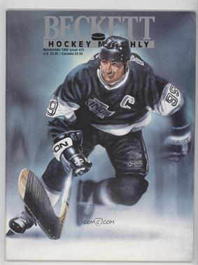 1990-Now Beckett Hockey #25 - Wayne Gretzky [GoodtoVG‑EX]