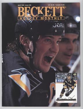 1990-Now Beckett Hockey #30 - April 1993 (Mario Lemieux)