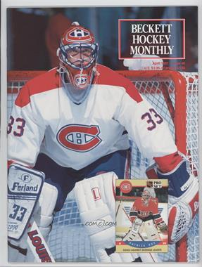 1990-Now Beckett Hockey #6 - Patrick Roy