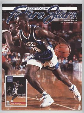 1991-2001 Beckett Future Stars / Sports Collectibles #24 - April 1993 (Jamal Mashburn)