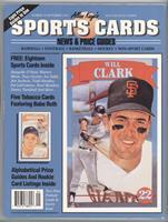 September 1992 (Will Clark)