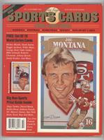 October 1992 (Joe Montana) [Good to VG‑EX]
