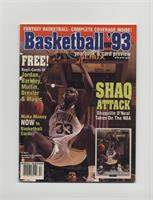 Basketball '93 Yearbook & Card Preview (Shaquille O'Neal) [GoodtoVG…
