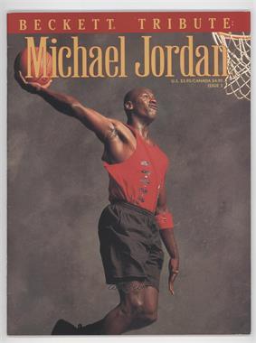 1993-99 Beckett Tribute - [Base] #3 - Michael Jordan
