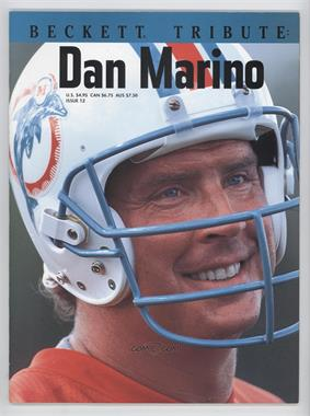 1993-99 Beckett Tribute #12 - Dan Marino