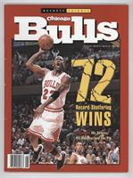 Chicago Bulls 72 Wins