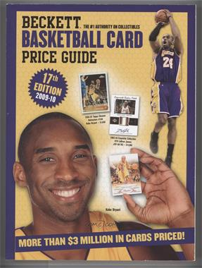 1993-Now Beckett Basketball Card Price Guide - [Base] #17 - 2009-10 (Kobe Bryant)